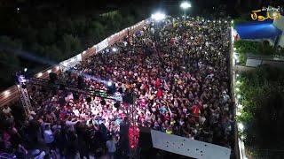 شاهد معين الاعسم لاول مرة يفقد السيطرة على الجمهور 😱 مهرجان العريس غالب شطارة مخيم عسكر 🔥🔥