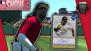 Boss Domination! Signature Andrew Mccutchen Debut - MLB The Show 19 Gameplay