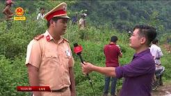 Kết nối PV Lê Huy về tình hình khắc phục hậu quả do mưa lũ tại Phù Yên, Sơn La