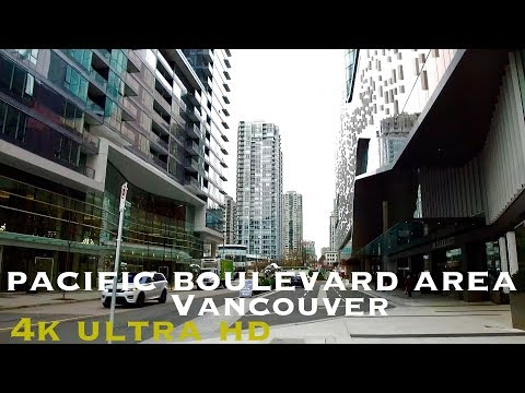 Pacific Boulevard Vancouver