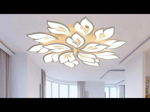 Светодиодные люстры и светильники 👍 ииии.... СБОРКА