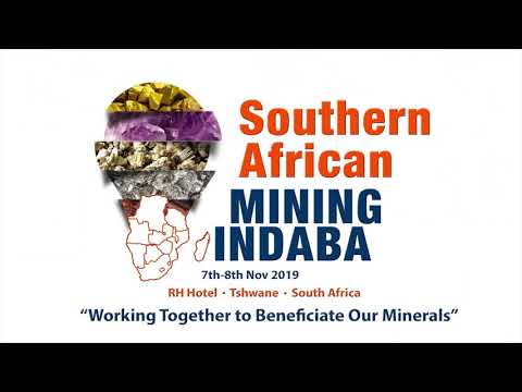 Southern African Mining Indaba 2019