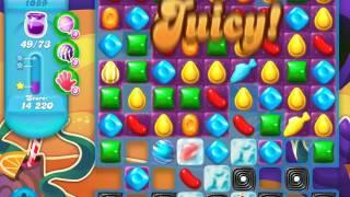 Candy Crush Soda Saga Level 1089 (buffed)