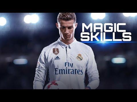 Cristiano Ronaldo ● Magic In The Air◇ 2018 Skills And Goals HD
