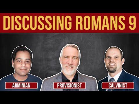 Discussing Romans 9