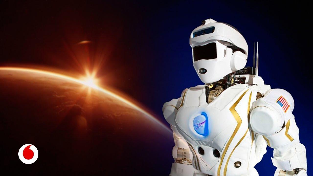 Así es Valkyrie, la robot que preparará la llegada del hombre a Marte