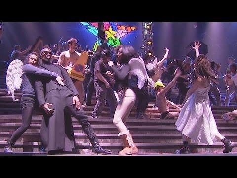 Jesus Christ Superstar - Harlem Shake! (Red Nose Day 2013)