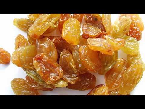 Stafidele - Cele mai sanatoase fructe uscate