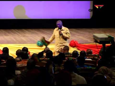 Dr. Bawumia not a joke – Kufuor