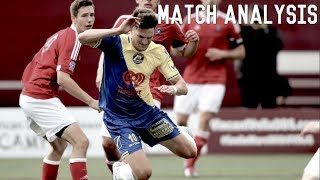 Match Performance Analysis Episode 2 | Taking Risks | Right Wing (Blue/Yellow #10)