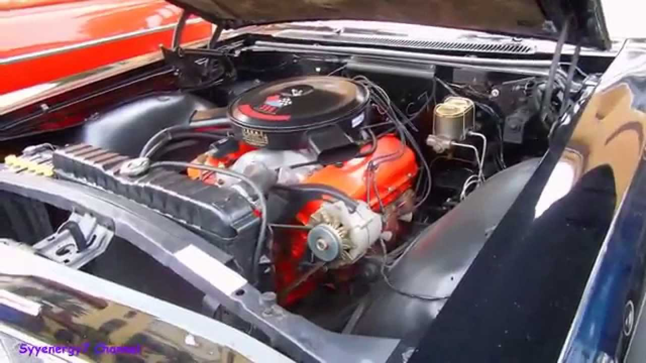 1966 Chevy Factory Special Order 396 Race Youtube Chevrolet Caprice Clic