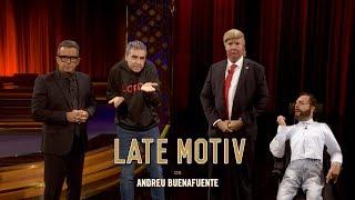 LATE MOTIV - Raúl Pérez es... Ferreras, Trump y Echenique, a la vez | #LateMotiv265