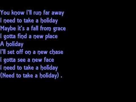 boys like girls - holiday
