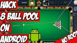 8 Ball Pool Hack Apk Version 3.10.1