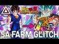 (PATCHED) GLITCH FOR LR VEGITO BLUE! FARMABLE SUPER ATTACK  - DOKKAN BATTLE GLOBAL