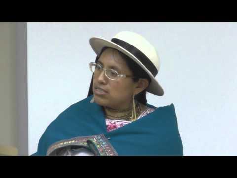 Encuentro Cultural Ecuador y Puerto Rico (Conferencia)