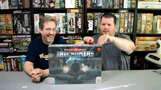 Unboxing of The Reckoners by Nauvoo Games