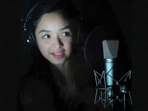 Filipina Singer/ Actress NIKKI BACOLOD studio recording with Julfekar/ MilleniumArt Malaysia