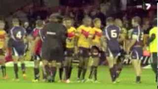 PNG Kumuls RLWC13 Highlights