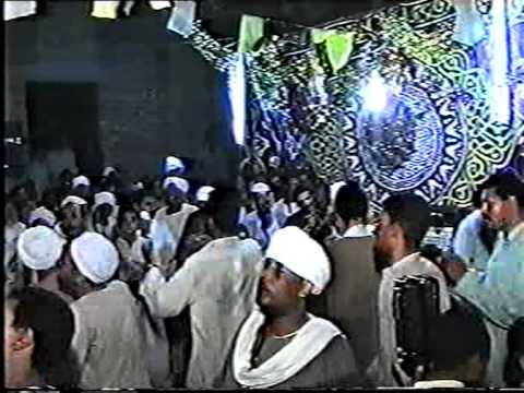 الشيخ امين الدشناوى  ليله  المولد النبوى 1998الشريف شباب كوم بلال محافظه قنا