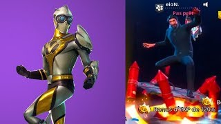 "NEW SKINS AND DANCES! -Upcoming Secret Skins & Emotet-""Fortnite News"" English"
