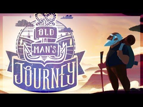 Ein alter Mann geht auf Reisen | Old Man's Journey