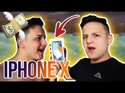 ÚJ iPhone X-et vettem Bedének 📱💸 meglepődött
