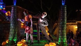 Halloween Party At Disneyland | Mickey's Halloween Party 2016