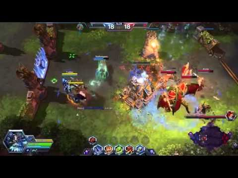Heroes of the Storm - Daily Dose Episode 180: Misha, Hold the Line!