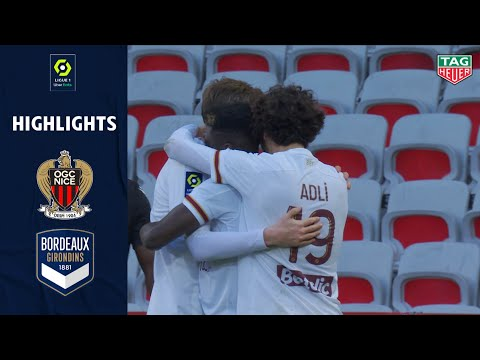Nice Bordeaux Goals And Highlights