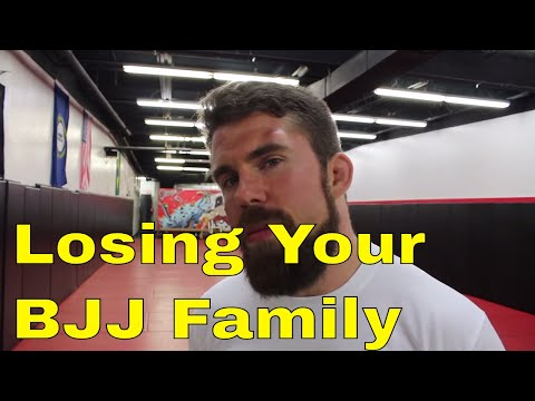 Nervous about Changing BJJ Gyms (It Won't Be The Same)