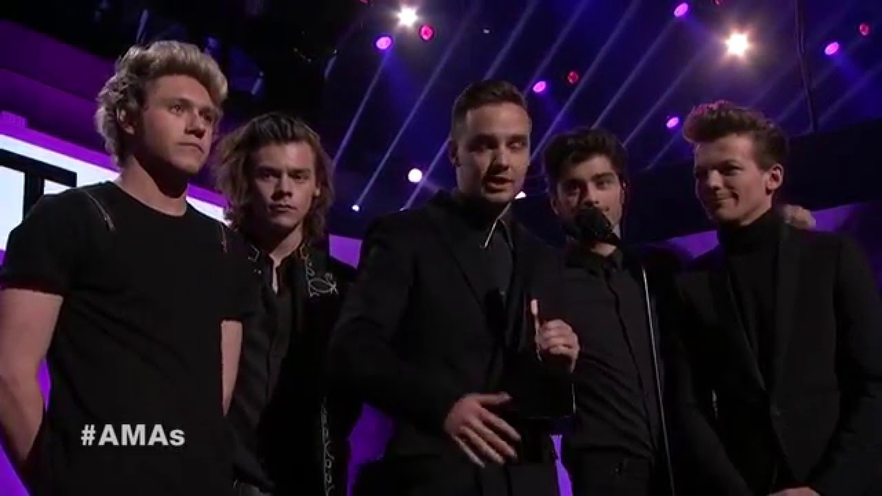 One Direction Won Three Awards At The AMAs... So Why Do ... |One Direction Amas 2014