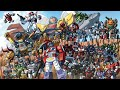 Transformers G1 All Autobots and Decepticons (TV Series) (Remastered)