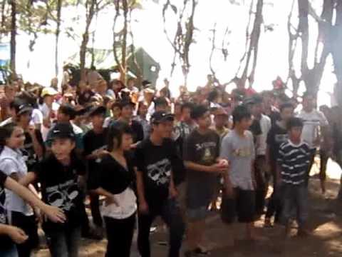trường thcs Hà Huy Tập hội trại 26 3 2012