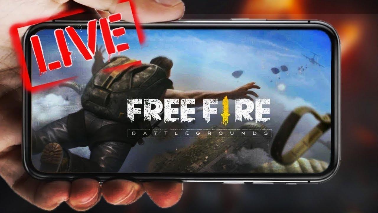 TENTANDO SOBREVIVER NO FREE FIRE