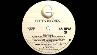 Neil Young - Sample And Hold (Dance Remix) 1982
