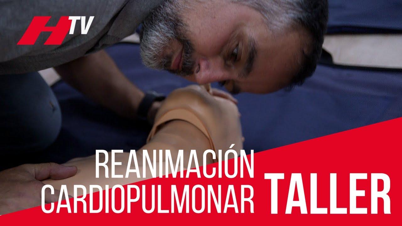 Reanimación cardiopulmonar. ¿Sabes cómo salvar una vida? - YouTube