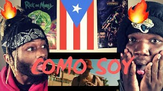 Pacho, Daddy Yankee & Bad Bunny - Como Soy    Reaction Breakdown