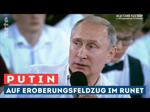 Putins Eroberungsfeldzug im