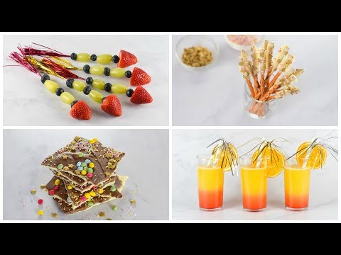 4 Fun New Year's Eve Recipes For Kids