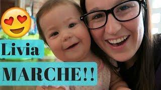 VLOG: LIVIA MARCHE & ON COMMENCE LE JARDIN!