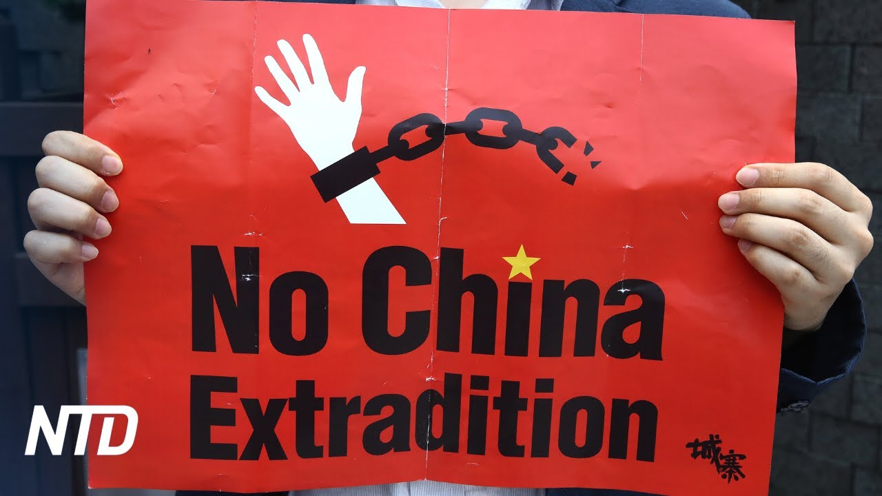 China's new Hong Kong national security law expands across the world | NTD
