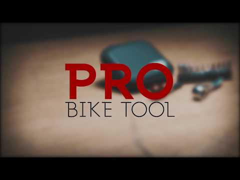 Mini Ratchet Tool Set: PRO BIKE TOOL Mini Ratchet Tool Set In Focus