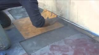 Moldes  para concreto estampado