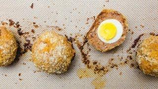 The (not Deep-fried) Scotch Egg
