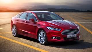Озвучены технические характеристики нового Ford Mondeo для Европы смотреть