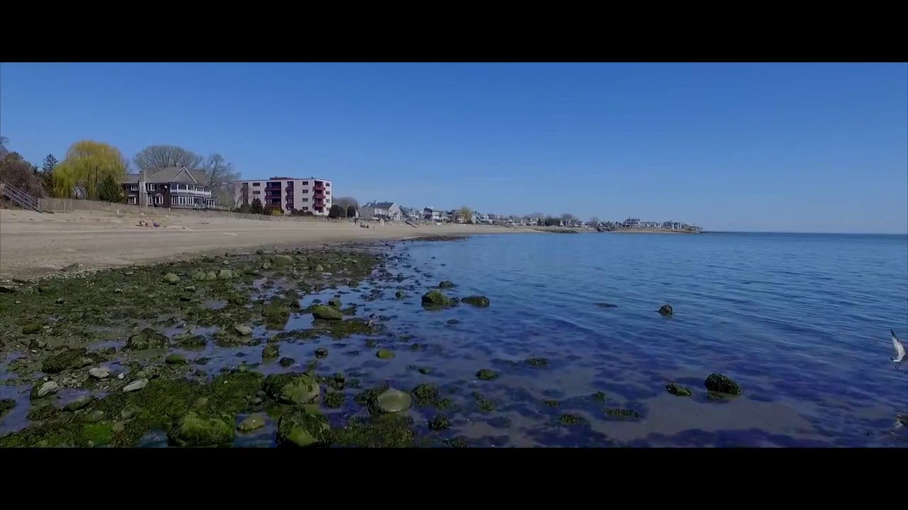 Pine Creek And Jennings Beach Spring 2016 Fairfield Ct