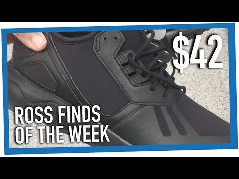 ep.24---ross-finds-o/t-week-(03/17)---adidas-triple-black-tubulars
