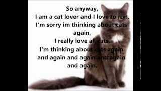 Eharmony-I love cats Lyrics