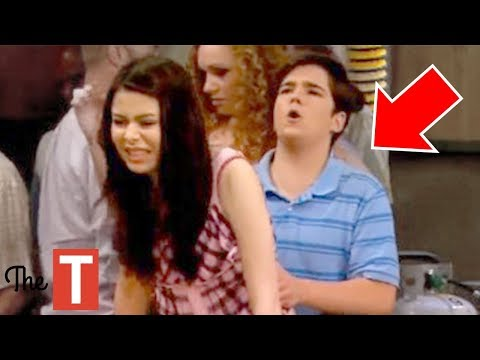 10 Behind The Scenes Secrets In iCarly Nickelodeon Tried To